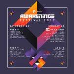 awakenings festival lineup 2017