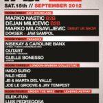 exit festival lineup 2012