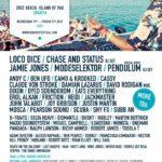hideout festival lineup 2013