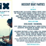 hideout festival lineup 2014