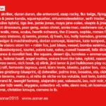 sonar lineup 2014