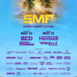 sunset music festival lineup 2014