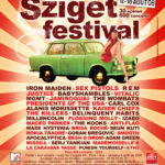 sziget festival lineup 2008