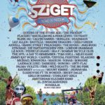 sziget festival lineup 2014