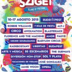 sziget festival lineup 2015