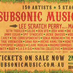 Subsonic-music-festival line-up-2016