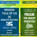 chemical music festival lineup 2013