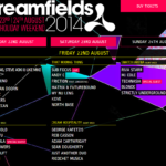 creamfields lineup 2014