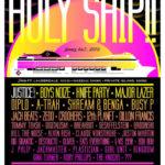 holy ship lineup 2013