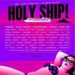 holy ship lineup 2016