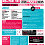 mysteryland lineup 2014
