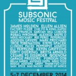 subsonic music festival 2014