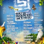 subsonic music festival lineup 2011