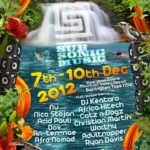 subsonic music festival lineup 2012