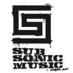 subsonic music festival logo