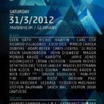 time warp lineup 2012