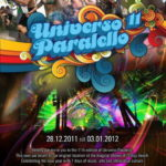 universo paralello lineup 2011-2012
