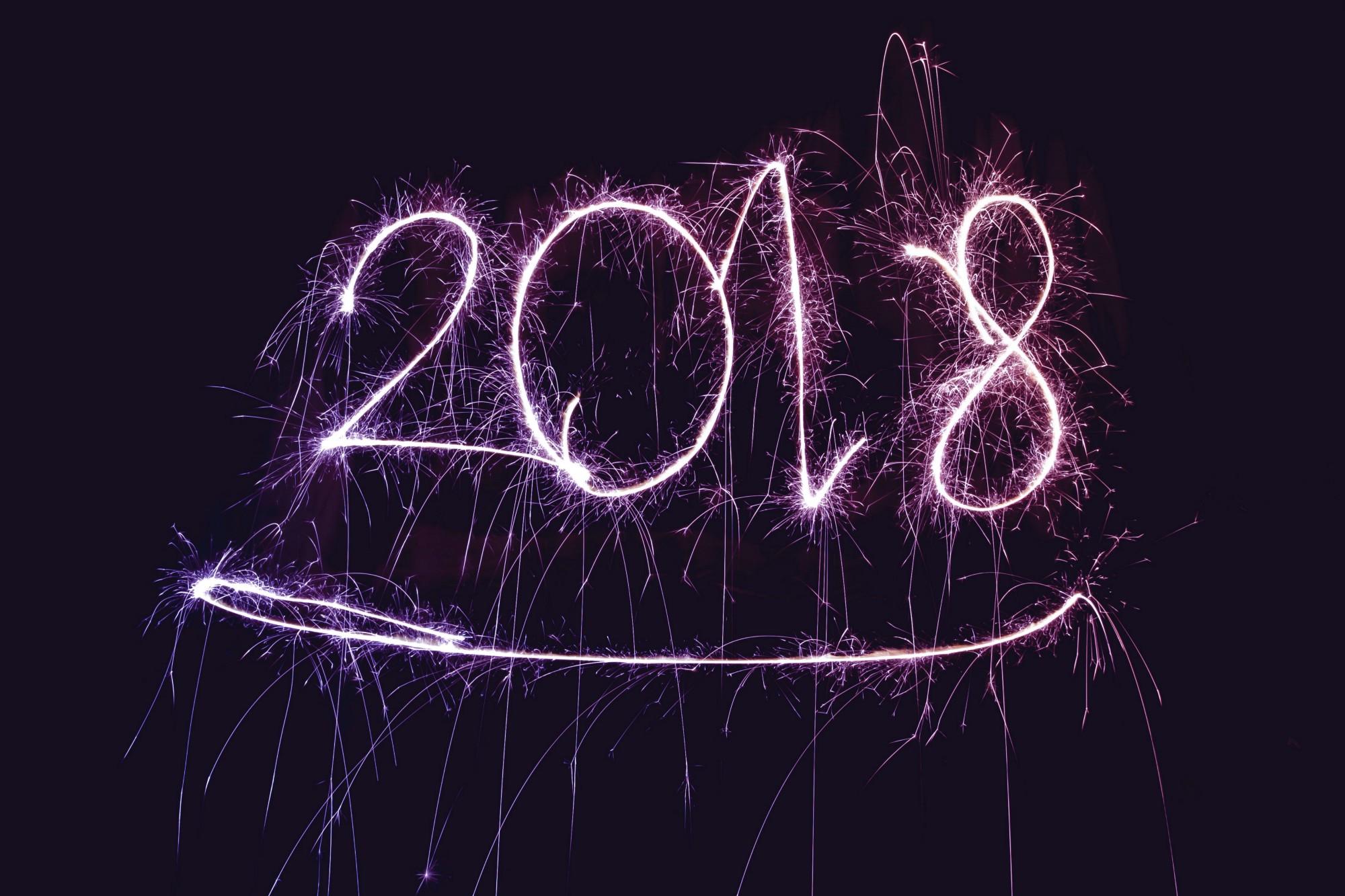 resumen del año 2018 musica electronica